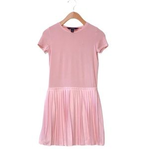 NWOT Polo Ralph Lauren Girls' Pink Stretch Dress